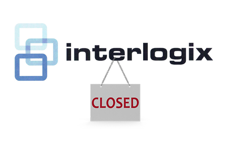 Interlogix closed their alarm security systems business in 2019.